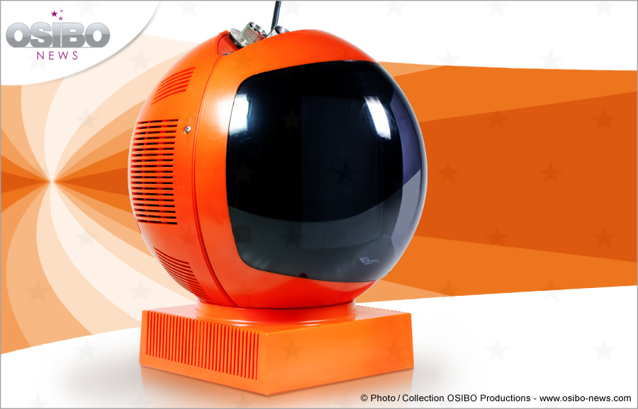 JVC Vidéosphère Nivico : la télé futuriste des années 70