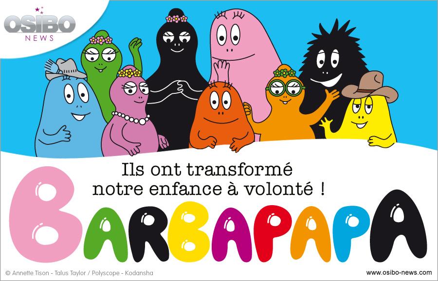 Les Barbapapas Ils Ont Transformé Notre Enfance à Volonté